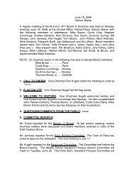 Microsoft Word - Minutes - 6-19-06.pdf - Oxford Hills Comprehensive ...