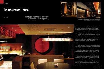 Restaurante Ícaro - Lume Arquitetura