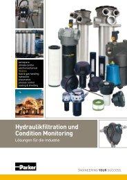 Hydraulikfiltration und Condition Monitoring - Siebert Hydraulik ...
