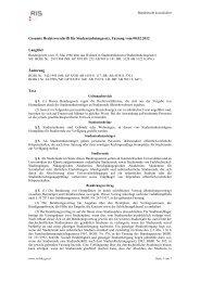 Gesamte Rechtsvorschrift für Studentenheimgesetz, Fassung ... - Wist