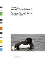 102 Flensborg Fjord og Nybøl Nor - Naturstyrelsen