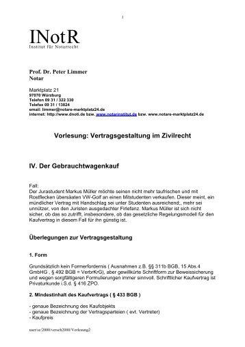 Kaufvertrag 433 Ff Bg