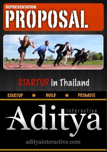 STARTUP in Thailand - GetResponse