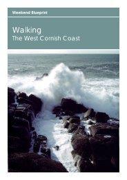 Walking West Cornwall WG0906