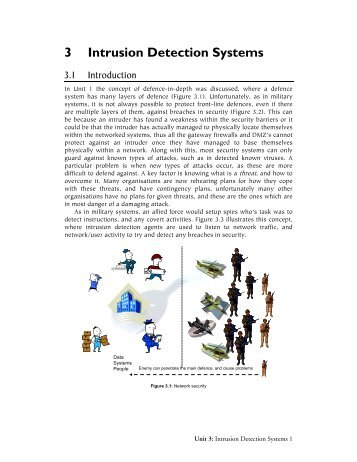 Intrusion Detection Systems Inet