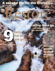 Restore - Hydropower Reform Coalition