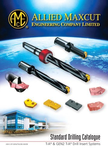 Standard Drilling Catalogue - Awartech