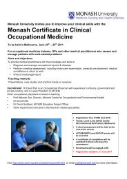 An invitation to improve your practical skills with the