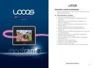 Sicherheits- und Vorsichtshinweise - Looqs.com