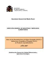 (D.O.P.) e Indicaciones Geográficas Protegidas (I.G.P.) - Eurocarne