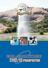 MEDUNSA - University of Limpopo