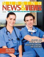 NURSES AND SOCIAL MEDIA: - the New Mexico Board of Nursing