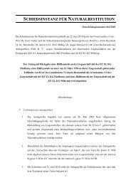 Entscheidung Nr. 663/2010 - Nationalfonds der Republik Österreich ...