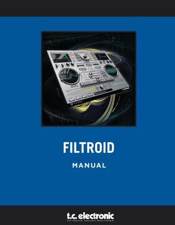 FILTROID - Univers-sons.com