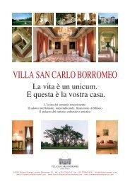 Brochure - Villa San Carlo Borromeo