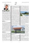 Markt Hartmannsdorfer Nachrichten, Folge 480, Dezember 2008 - Page 2