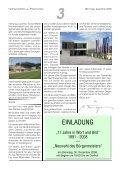 Markt Hartmannsdorfer Nachrichten, Folge 480, Dezember 2008 - Page 3