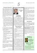 Markt Hartmannsdorfer Nachrichten, Folge 480, Dezember 2008 - Page 5