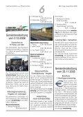 Markt Hartmannsdorfer Nachrichten, Folge 480, Dezember 2008 - Page 6