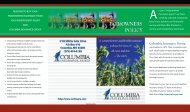 Click here to download the brochure. - Columbia Insurance Group