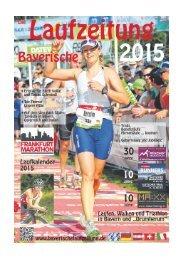 Die Bayerische Laufzeitung 2015