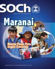 BOLETIN SOCH M2010.indd - Revista Dental de Chile