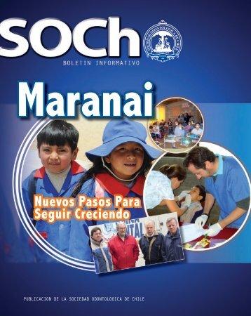 BOLETIN SOCH M2010.indd - Revista Dental de Chile
