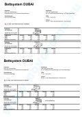 Bettsystem DUBAI - Novo Home - Seite 3