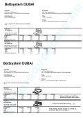 Bettsystem DUBAI - Novo Home - Seite 4