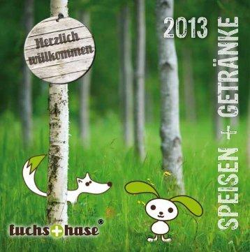 SpeiSen + Getr än ke 2013 - Pura-Luna