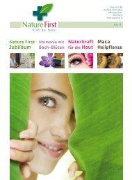 chF 49.50 - Nature First, Apotheke