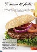 Gourmethamburger - Norsk Storhusholdning - Page 6