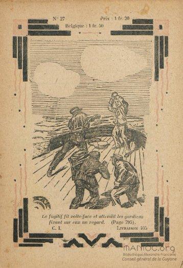 Le calvaire d'un innocent ; n° 27 - Manioc