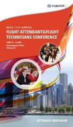 2012 Attendee Conference Brochure - NBAA