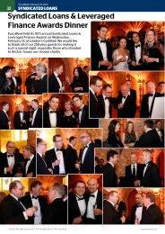 Syndicated Loans & Leveraged Finance Awards ... - EuroWeek.com
