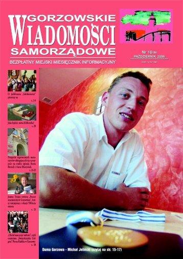 GWS Nr 10/2005 - Gorzów