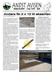 Andst Avisen uge 25 2011