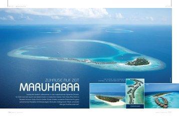 Malediven - Absolut Beautiful