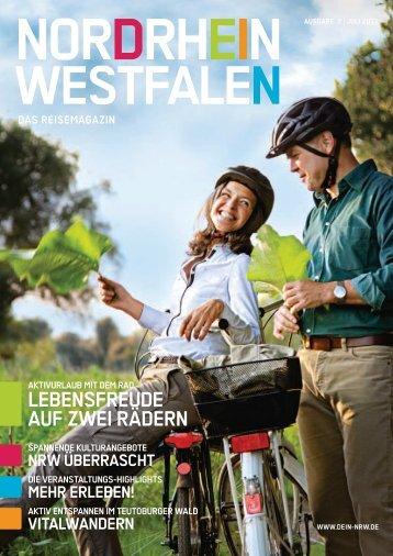 lebensFreude AuF Zwei rÄdern - Tourismus NRW e.V.