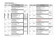 Lehrgangs- und Veranstaltungsplan - NTB