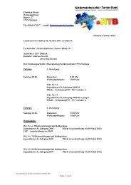 Seite 1 von 4 Christian Niesel Wettkampfwart Baustr. 27 37574 - NTB