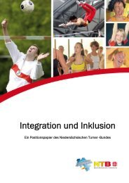 Integration und Inklusion - NTB