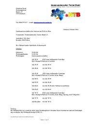 Seite 1 von 2 Christian Niesel Wettkampfwart Baustr. 27 37574 - NTB