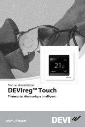 DEVIreg™ Touch - Danfoss