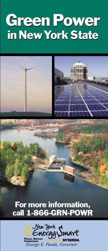 Green Power in New York State - National Grid