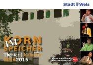 Theater- und Kabarettprogramm - Stadt Wels