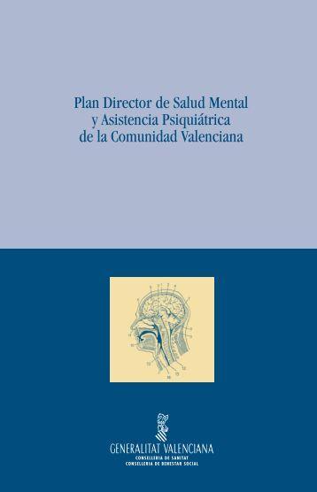 Plan Director de Salud Mental y Asistencia Psiquiátrica de la ...