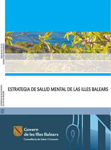 estrategia de salud mental de las illes balears - Govern de les Illes ...
