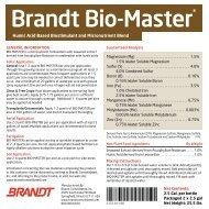 Brandt Bio-Master