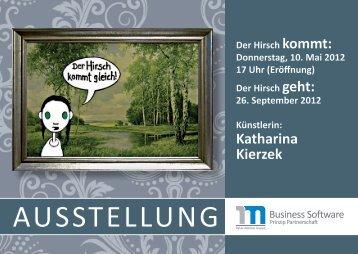 Ausstellung - Katharina Kierzek